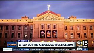 Arizona Capitol Museum offers free admission - Video