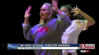 Nebraska High School Theater Awards - Video
