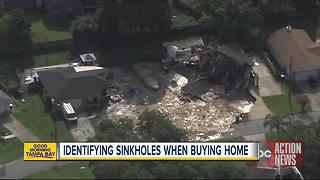 How to identify if your home is at risk for a sinkhole - Video