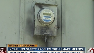 KCP&L: No safety problem with smart meters - Video