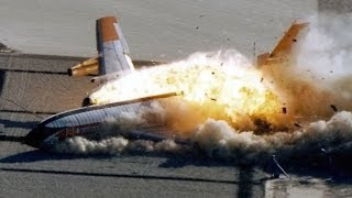 10 Mysterious Airline Disasters - Video