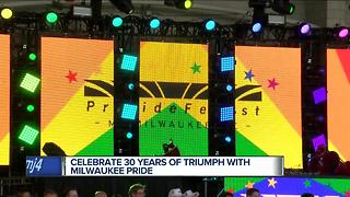 Celebrating 30 years of triumph with PrideFest - Video