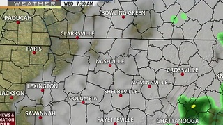 Lelan's Early Morning Forecast: Wednesday, November 30, 2016 - Video