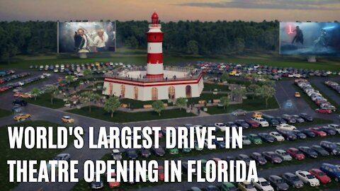 Florida Will Soon Be Home To The World's Largest Drive-In Movie Theater