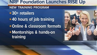Workers Wanted: NRF Foundation launches RISE Up - Video