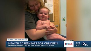 2 Cares for Your Health: Health Screenings for Children