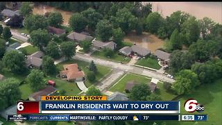 Franklin resident wait to dry out from Tuesday storms - Video