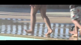 Hot pavement in Las Vegas can burn bare feet for people and pets - Video