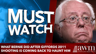 What Bernie Sanders did after Giffords 2011 shooting is coming back to haunt him - Video