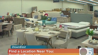 DownEast has great offers on everything from clothes to home items - Video