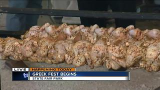 Celebrate all things Greek with Greek Fest at State Fair Park this weekend