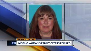 Reward offered for return of missing Racine County woman