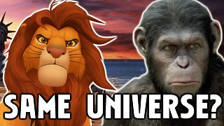 Is The Lion King Set In The Planet Of The Apes Universe? - Video