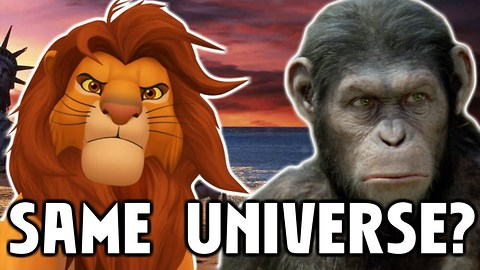 Is The Lion King Set In The Planet Of The Apes Universe?
