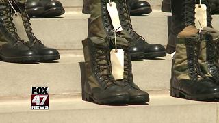 Michigan becomes first state to have Post Traumatic Stress Injury Day - Video