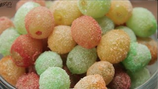 Drunk Sour Patch Grapes - Video