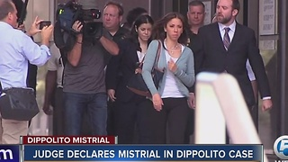 Judge declares mistrial in Dippolito case - Video