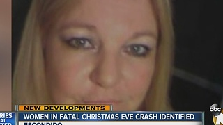 Woman killed in rollover crash was third in family to die that way - Video