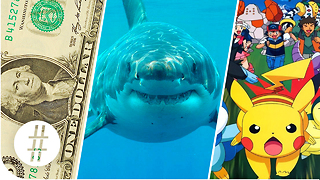 Random Numbers 4: Dollars, Sharks & Pokemon
