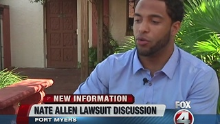 Settlement discussed in Nate Allen wrongful arrest lawsuit - Video
