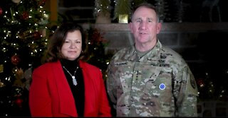 USFK Holiday Message from GEN Abrams
