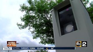 Speed Camera Program begins Monday - Video