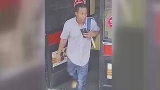 Las Vegas police seek person of interest in sexual assault
