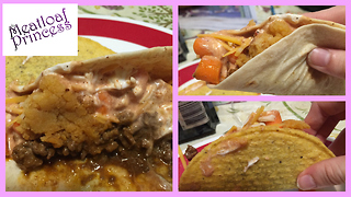 Meatloaf Taco Hybrid! #tacotuesday - Video