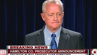 Deters announces he will pursue retrial of Ray Tensing - Video