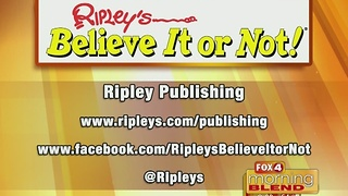 New Book from Ripley's Believe It or Not! 11/22/16 - Video