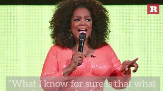 5 Facts About Oprah Winfrey | Rare People - Video