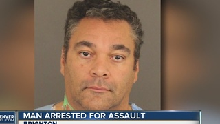 Brighton man charged in ex-wife's beating - Video