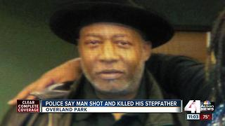 OP man accused of shooting, killing stepfather - Video