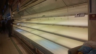 Panic Buying Leaves Some Store Shelves Bare in Doha - Video