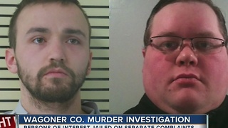 Wagoner Co. Murder Investigation Continues - Video