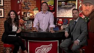 Taking your tweets with Craig Custance and Katie Strang from The Athletic Detroit - Video