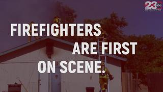 BFD firefighters share stories of their job - Video