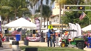 4th on Flagler celebrations - Video
