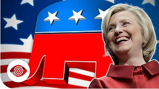 Is Hillary Clinton A Secret Republican? - Video