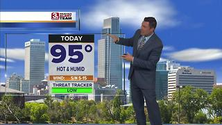 Monday's Forecast - Video