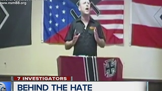 Why are hate groups growing in metro Detroit? - Video