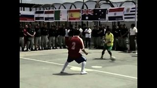 Peruvian Prison World Cup - Video