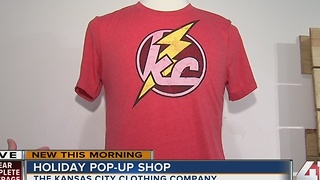 Holiday pop-up shops around the KC metro - Video