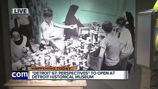 New Exhibit Highlights '67 Riot - Video