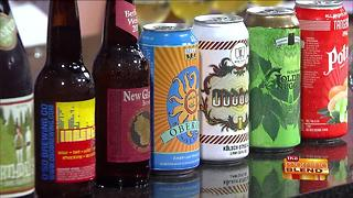 Tasting Summer Brews with the Milwaukee Beer Society - Video