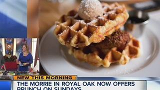 The Morrie in Royal Oak now serving Sunday brunch - Video