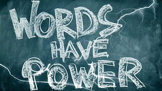 7 positive words to help you change the world every day