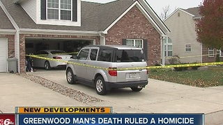 Homicide investigation underway in Greenwood - Video