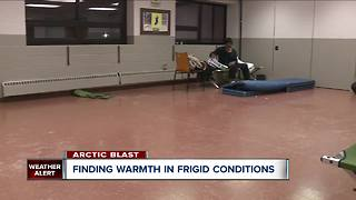 Cleveland's warming centers open 24 hours - Video