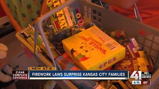Firework sales booming in Missouri - Video